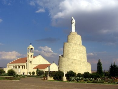 New Maronite Church Built in Johannesburg