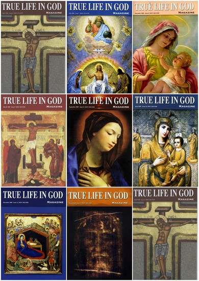 True Life in God Color Magazine
