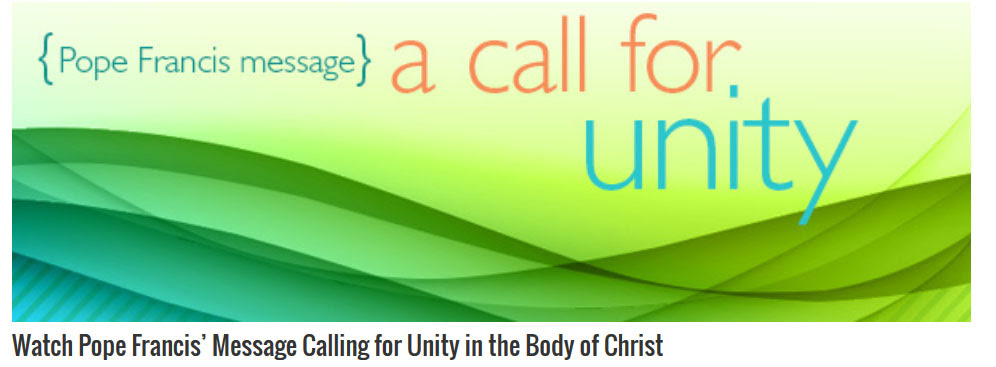 Pope Francis & Pastor Kenneth Copeland Calling for Unity!