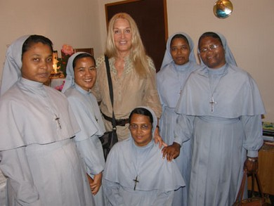 An afternoon with the Sisters of Mercy, Help of Christians in Swaziland