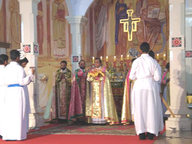 The Divine Liturgy in the rite of Antioch
