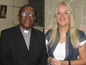 Bishop Buti Thlagale and Vassula
